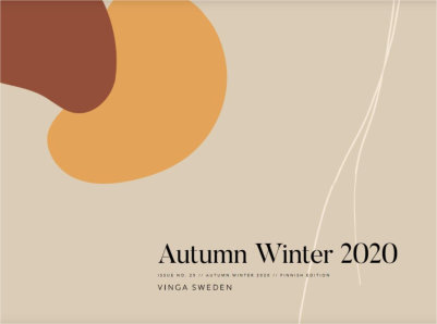 Vinga Sweden -kuvasto syksy-talvi 2020